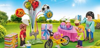 Playmobil - 9865 - Kindergeburtstag
