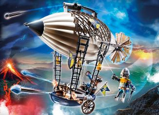 Playmobil - 70642 - Novelmore Knights Airship