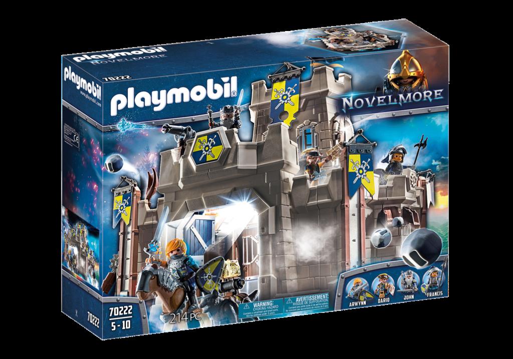 Playmobil 70222 - Novelmore Fortress - Box