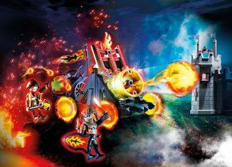 Playmobil - 70394 - Burnham Raiders Lava Catapult