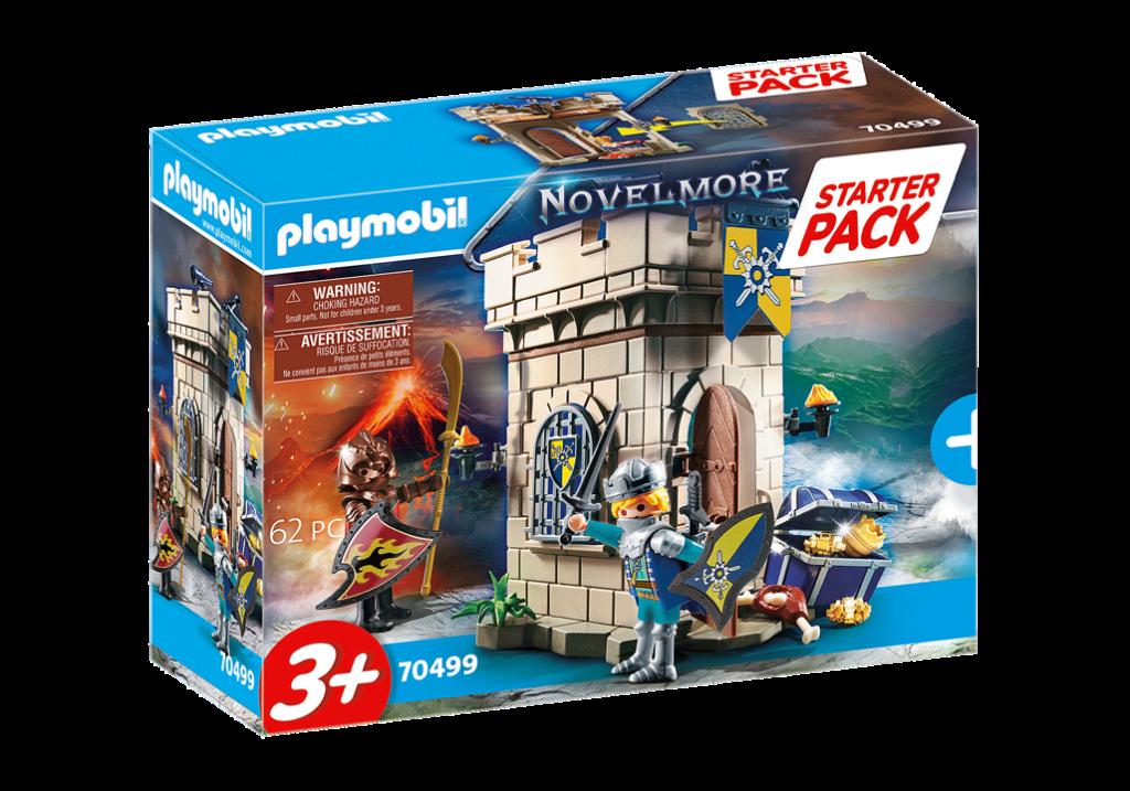 Playmobil 70499 - Starter Pack Novelmore dungeon - Box
