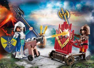 Playmobil - 70503 - Starter Pack Novelmore knights