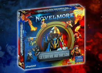 Playmobil - 70846-fra - Box PLAYMOBIL Novelmore