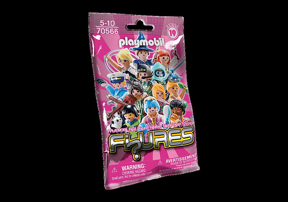 Playmobil 70566 - Figures Series 19 - Girls - Box
