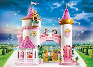Playmobil - 70448-bel-fra - Princess castle