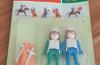 Playmobil - 1712v3-pla - Green & blue knights