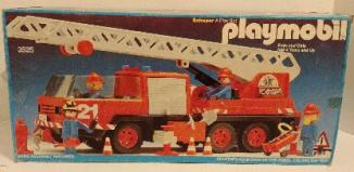Playmobil - 3525-sch - Fire truck