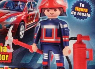 Playmobil - 30795004 - Firefighter