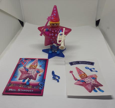 Playmobil 70585-03 - Mrs. Stardust - Back