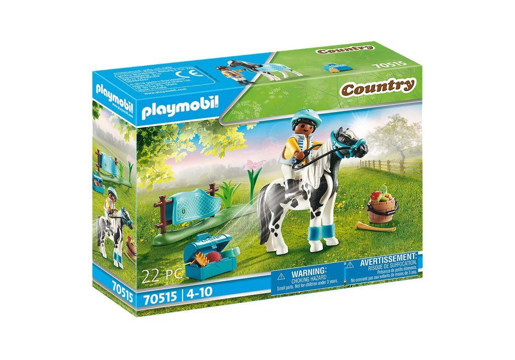 Playmobil 70515 - Collectible Lewitzer Pony - Caja
