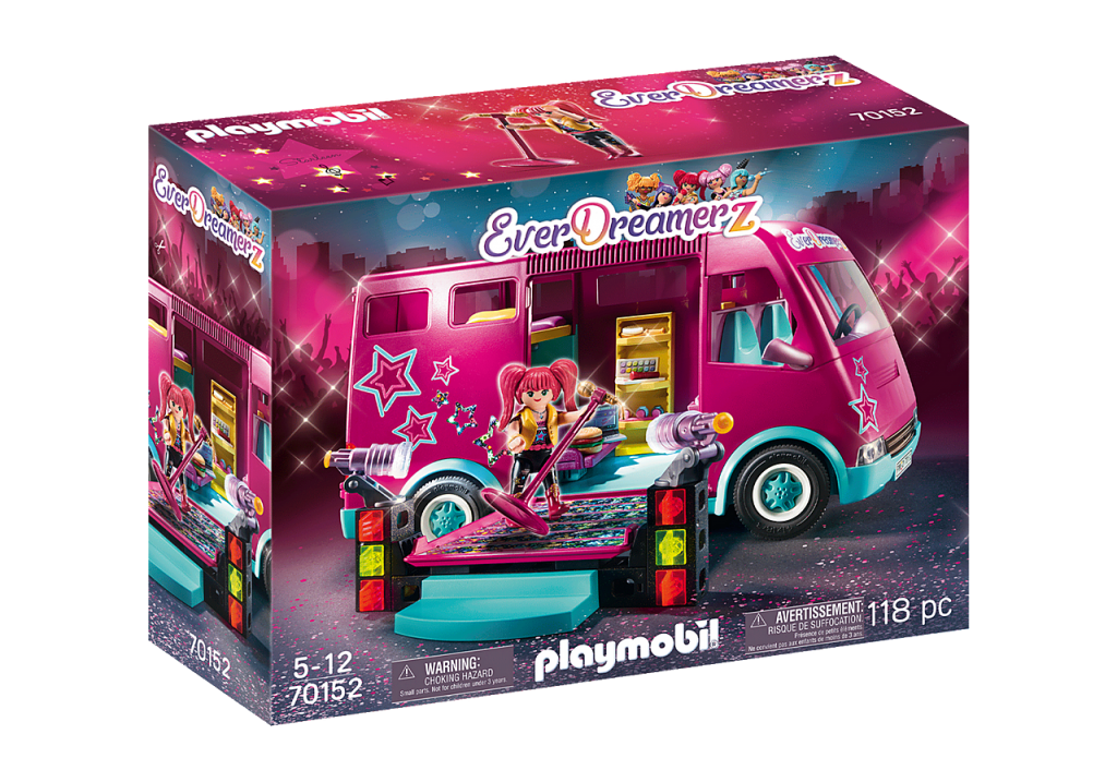 Playmobil 70152 - EverDreamerz Tour Bus - Box