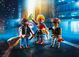 Playmobil - 70670 - Thief Figure Set