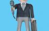 Playmobil - 30792974 - Journalist