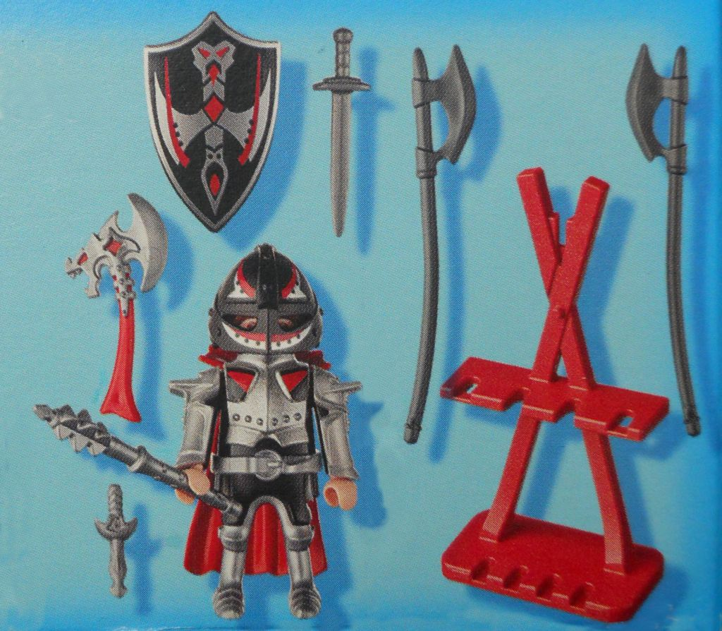 Playmobil 70431 - Knight - Back