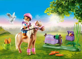 Playmobil - 70514 - Collectible Icelandic Pony