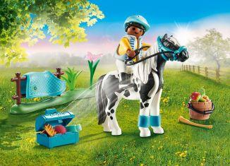 Playmobil - 70515 - Collectible Lewitzer Pony