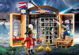 Playmobil - 70506 - Pirate Adventure Play Box