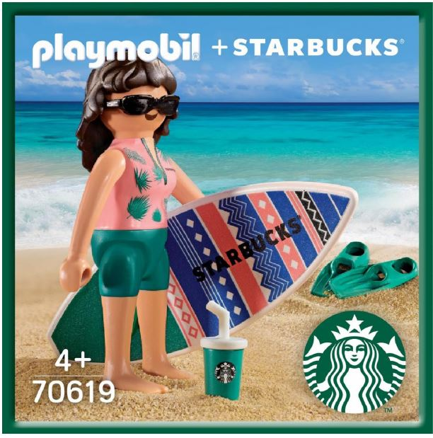 Playmobil 70619-kor - GRACE - Box