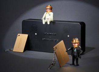 Playmobil - STARBUCKS PLAYMOBIL GOLD CARD-kor - STARBUCKS PLAYMOBIL GOLD CARD
