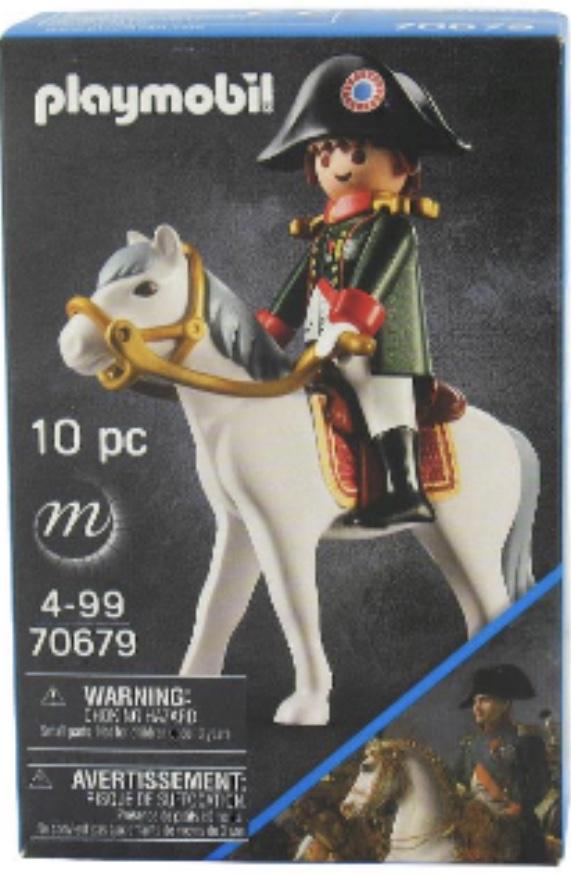 Playmobil 70679-ger-fra - Napoleon - Box
