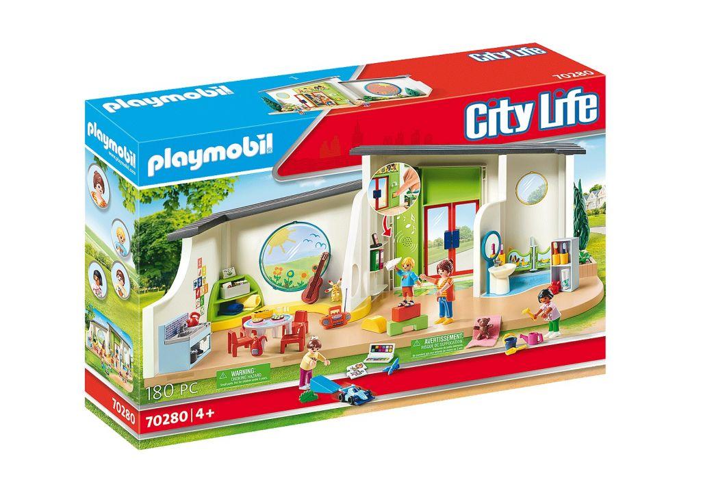 Playmobil 70280 - Rainbow Daycare - Box