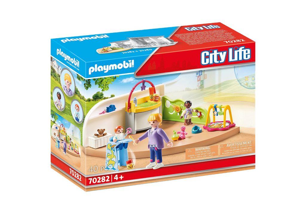Playmobil 70282 - Toddler Room - Box