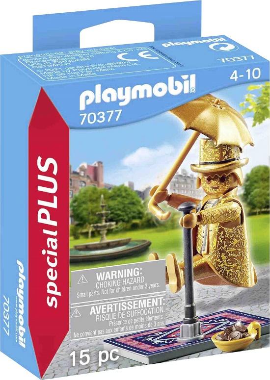 Playmobil 70377 - Street performer - Box