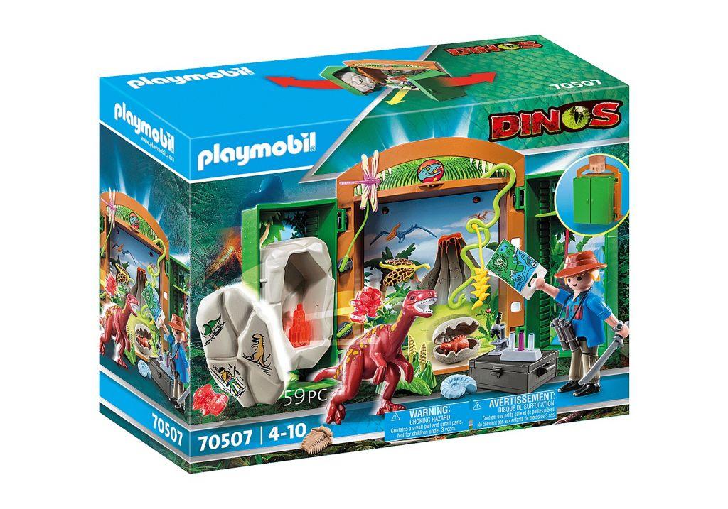 Playmobil 70507 - Dino Explorer Play Box - Box
