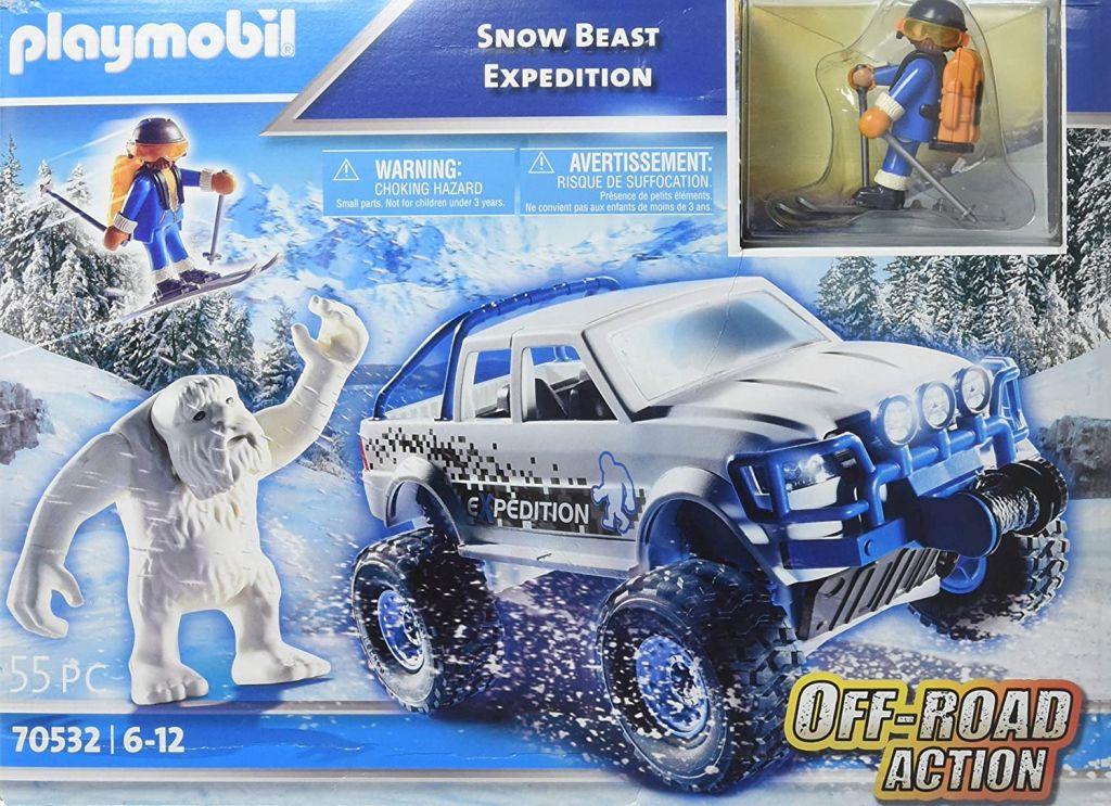 Playmobil 70532-usa - Snow Beast Expedition - Box