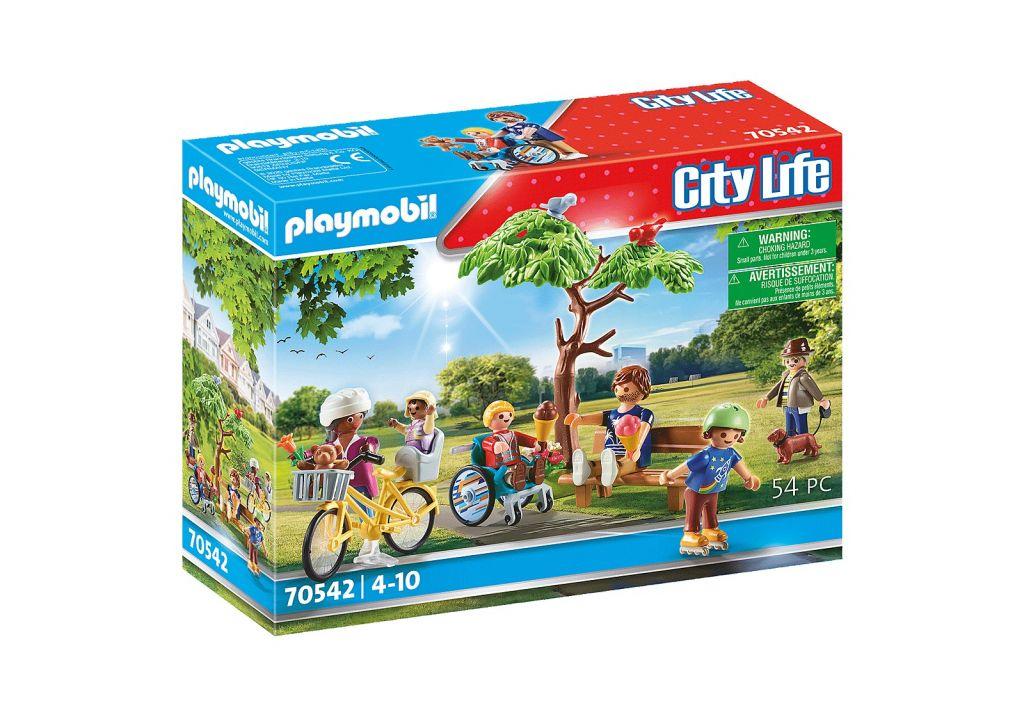 Playmobil 70542 - My City Park - Box