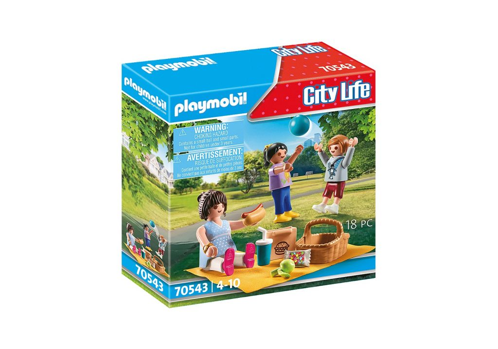 Playmobil 70543 - My Picnic in the Park - Box