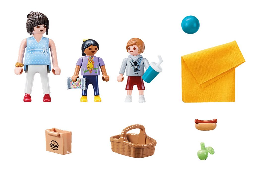 Playmobil 70543 - My Picnic in the Park - Back