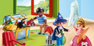 Playmobil - 70283 - Children with Costumes