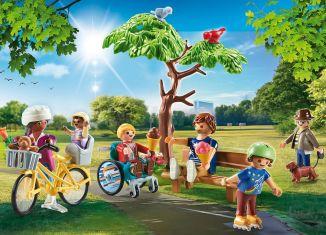 Playmobil - 70542 - My City Park