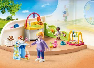 Playmobil - 70282 - Toddler Room