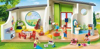 Playmobil - 70280 - Rainbow Daycare