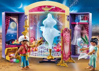 Playmobil - 70508 - Princess and Genie Play Box