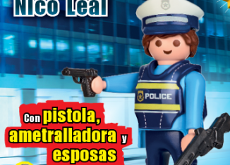 Playmobil - 30795544 - Policeman