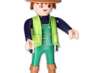 Playmobil - 4039841 - XXL Lechuza Gardener