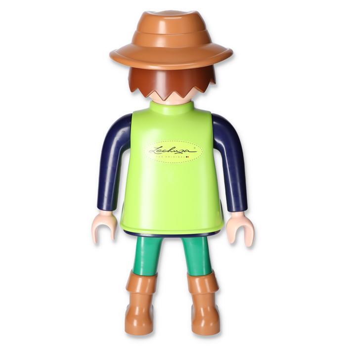 Playmobil 4039841 - XXL Lechuza Gardener - Back