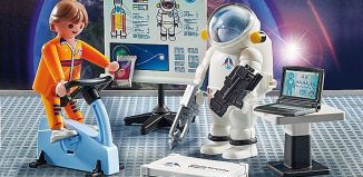 Playmobil - 70603 - Astronaut Training Gift Set