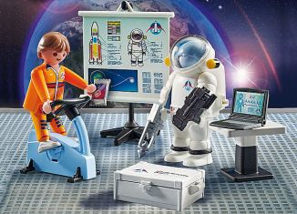 Playmobil - 70603 - Gift set Astronaut Training