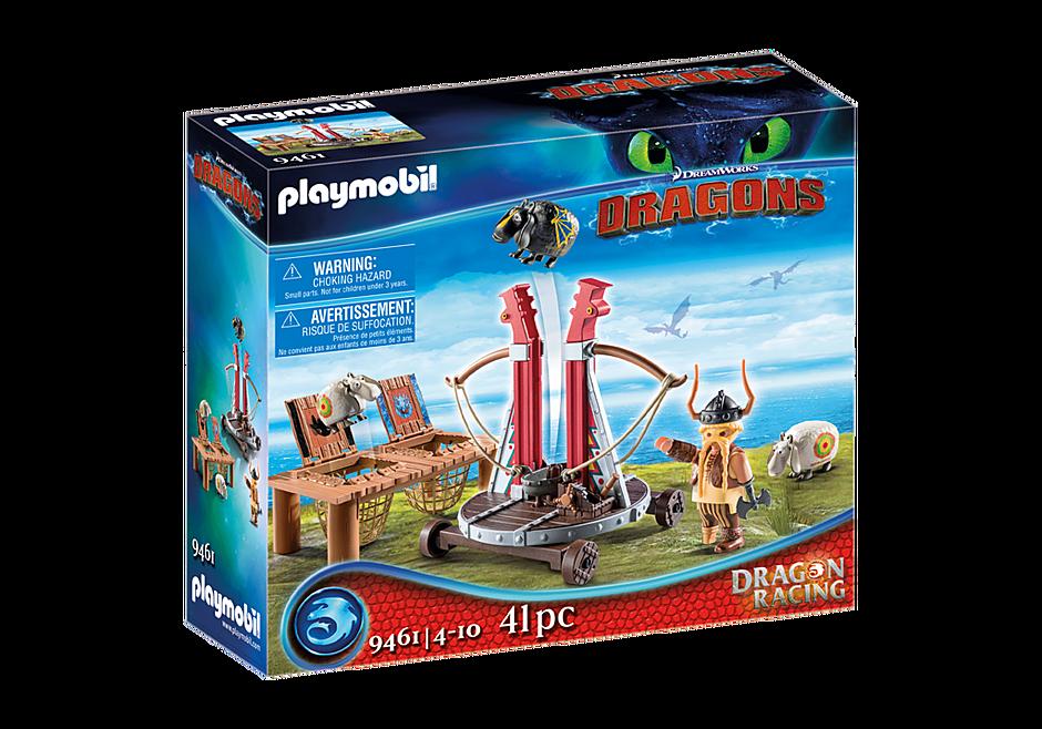 Playmobil 9461 - Sheep Launcher - Box