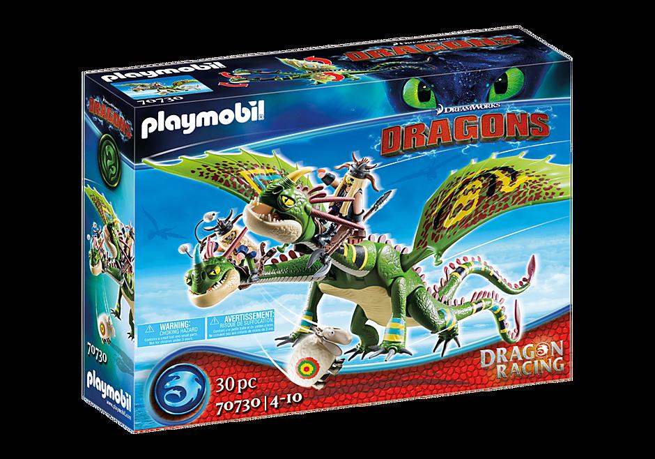 Playmobil 70730 - Dragon Racing: Ruffnut And Tuffnut - Box