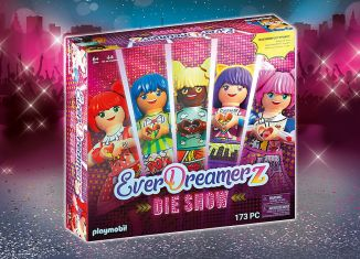 Playmobil - 70762 - PLAYMOBIL®Box. EVERDREAMERZ The Show: Gaming event for the whole family