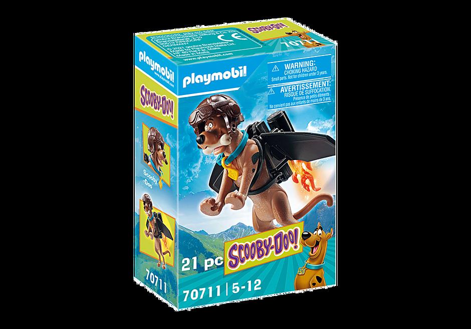 Playmobil 70711 - SCOOBY-DOO! Pilot Action Figure - Box