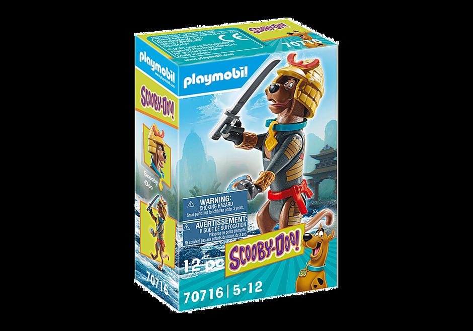 Playmobil 70716 - SCOOBY-DOO! Samurai Action Figure - Box