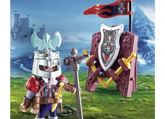 Playmobil - 70378 - Dwarf knight