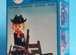 Playmobil - 23.34.1v1-trol - Sheriff