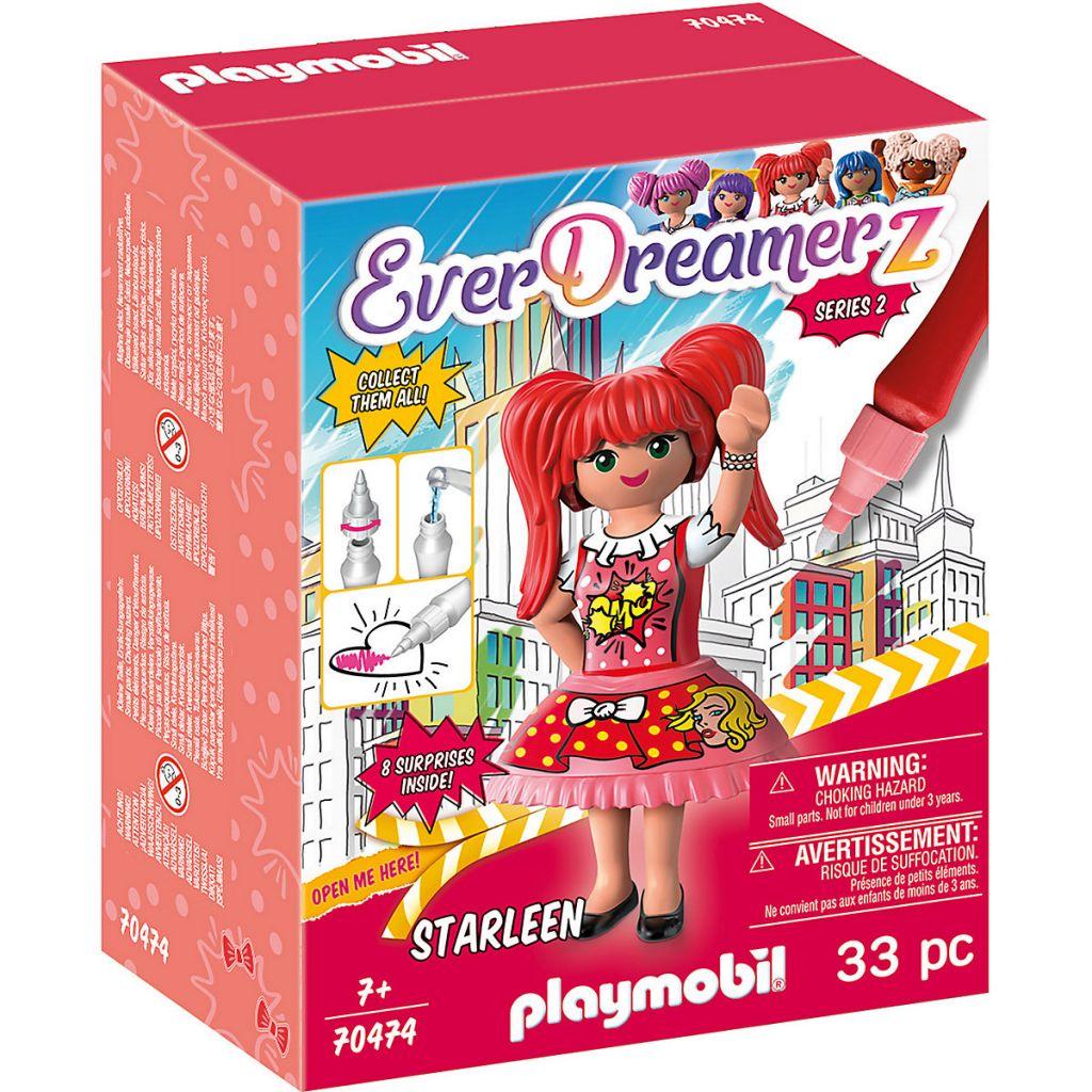 Playmobil 70474 - Starleen - Comic World - Box